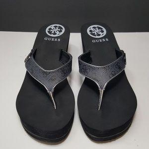 e98eea7d77 Guess Shoes | 2 Day Salenew Sarraly Eva Platform Slides | Poshmark